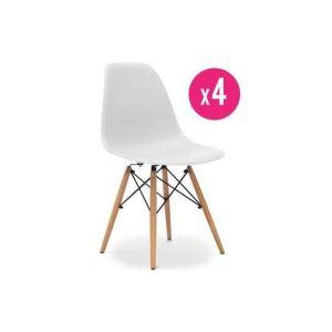 lot-de-4-chaises-dsw-eames-blanches